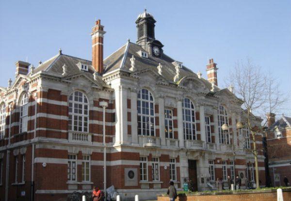 Tottenham town hall, haringey