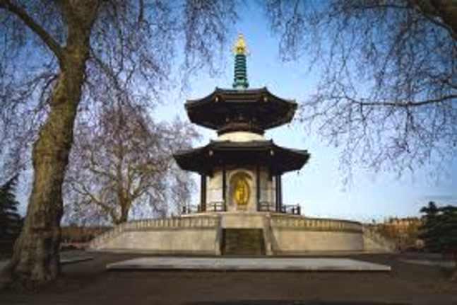 Peace Pagoda, Wandsworth