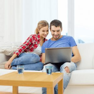 Couple looking for a Hounslow epc provider